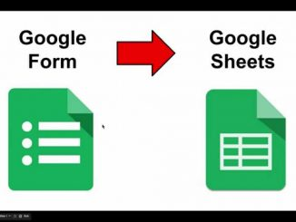 google-form-to-google-sheet