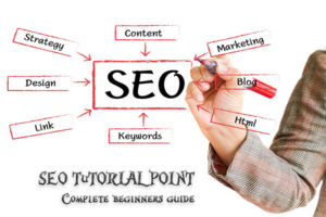 Complete SEO tutorial for beginners at SEO TUTORIAL POINT, On page & off page optimization